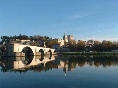 El Puente de Aviñón, Patrimonio de la Humanidad