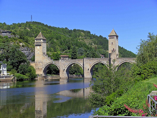 El Puente Valentré, un monumento con leyenda