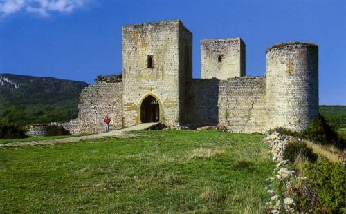 El castillo de Puivert