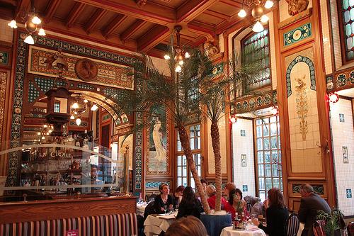 Restaurante La Cigale