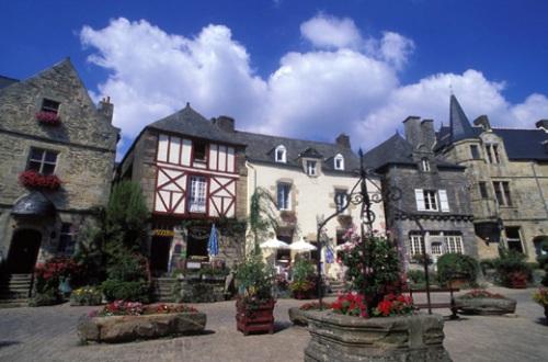 Rochefort, en la costa Atlantica