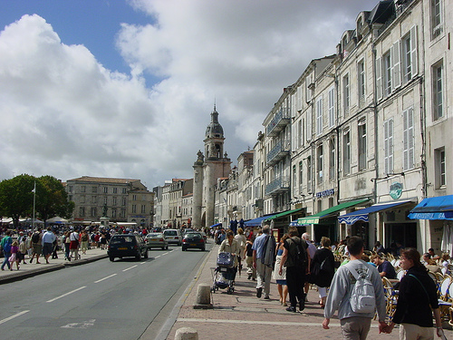 Recorridos guiados por La Rochelle