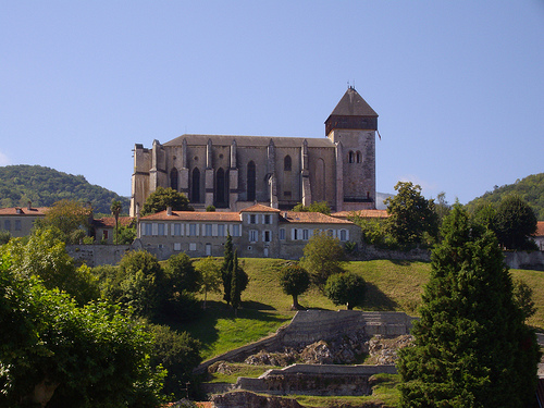 Visita al pueblo de Saint Bertrand de Comminges