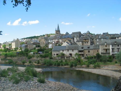 Saint Come d Olt, belleza medieval en Averyon
