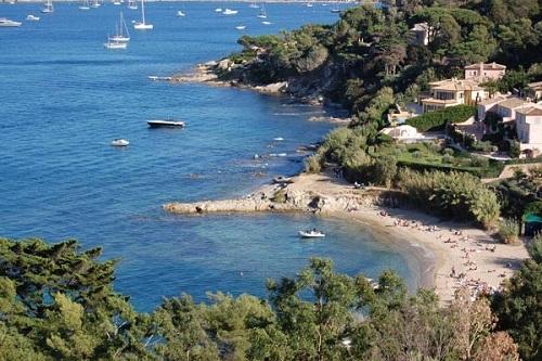 Rodéate de famosos en Saint Tropez