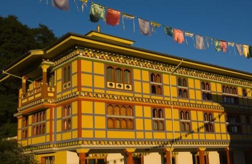 Dashang Kagyu Ling, el templo de los mil budas