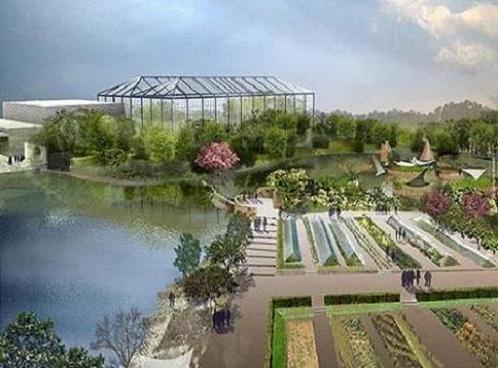 Terra Botánica, próxima inauguración