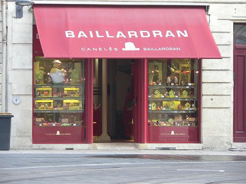 Tiendas Baillardran