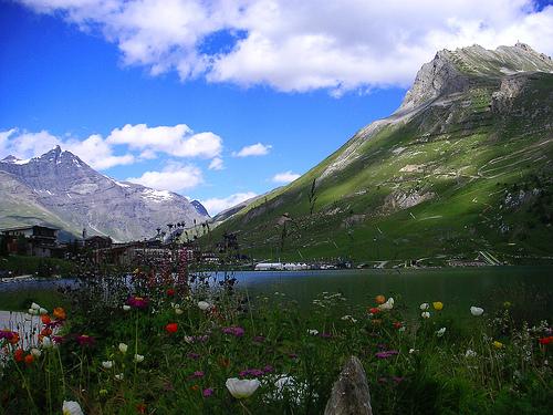 Sorteo de una estancia en Los Alpes