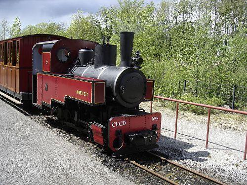 El Pequeño tren de la Haute Somme