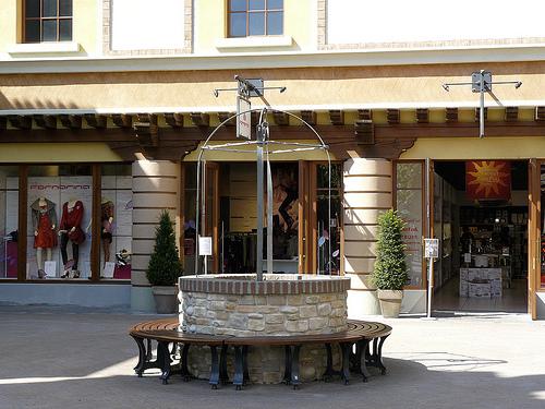 La Vallée Village, centro de compras en Disney