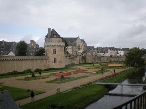 Un recorrido por Vannes en la Bretaña francesa