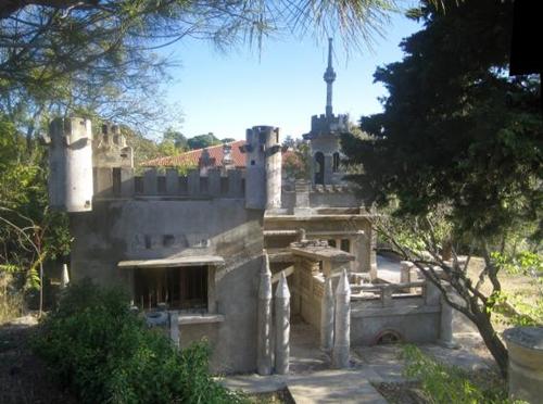 La Villa de las Cien Vistas, cita en Montpellier
